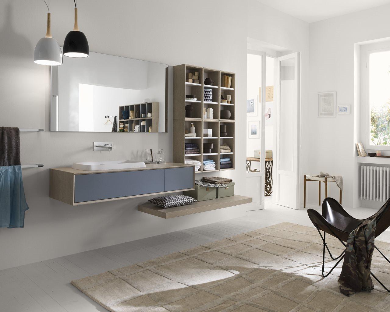 Bagni moderni mobili bagno accessori bagno lissone - Bagno arredo moderno ...